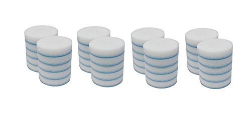 Mr. Clean 240546 Magic Eraser Toilet Scrubber Refill Discs Bundle (4 packs of 10 = 40 Total)