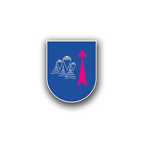 Aufkleber/Sticker KSK Kommando Spezialkräfte Wappen Heer Abzeichen 6x7cm A812