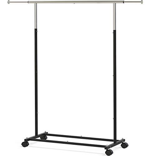 Simple Houseware Standard Rod Garment Rack