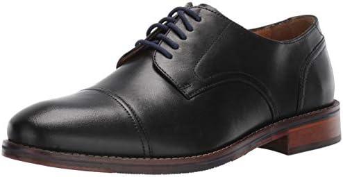 Florsheim Men s Salerno Cap Toe Oxford Black 18 Medium product image