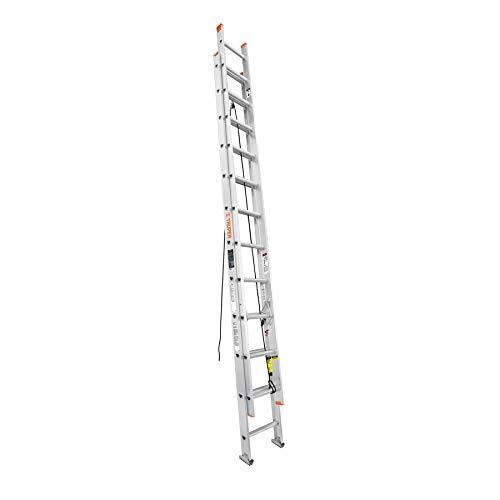 Truper ESE-20, Escalera de extensión, 20 peldaños, tipo III