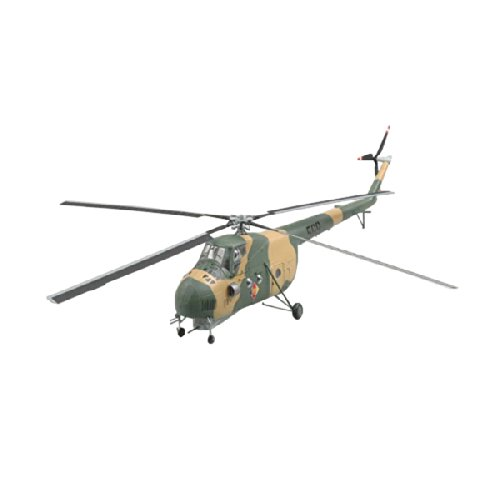 (EM37084) - Easy Model 1:72 - Mi-4 Hound - East German Air Force