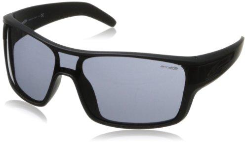 ARNETTE Shore House Gafas de sol, Fuzzy Black, 55 MM para Hombre