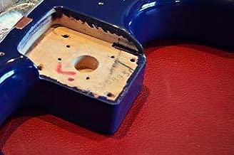 HistoricalFindings Photo: 2009 Fender Robert Cray Sig. Strat Violet Body 2