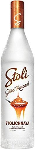 Stolichnaya Salted Karamel(Caramel) 37.5% 70cl