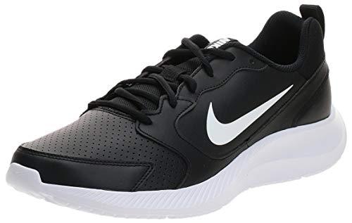Nike Todos, Scarpe da Corsa Uomo, Black/White, 47 EU