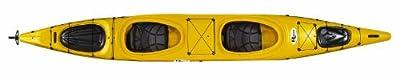 Polarity 16.5ft x 6in Yellow Riot Kayaks Polarity Tandem Kayak