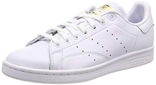 adidas Stan Smith W, Scarpe da Ginnastica Donna, Bianco (White Cg6014), 36.5 EU