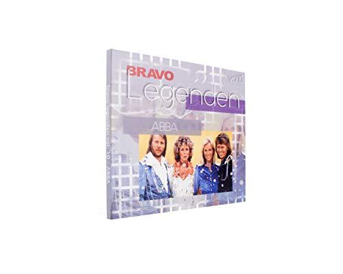 BRAVO Legenden Vol. 10 – ABBA - Vollständige Sammlung von Berichten, Interviews, Home-Storys, Poster und vieles mehr aus BRAVO