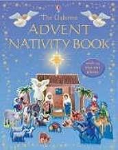 usborne advent nativity book