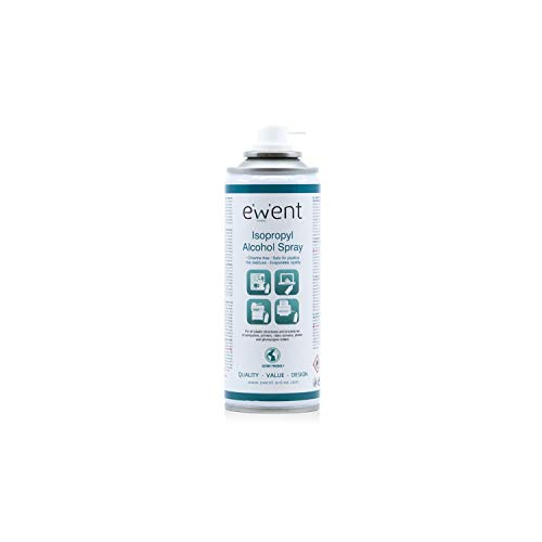 Ewent EW5613 Isopropylalkohol-Spray 200ml transparent