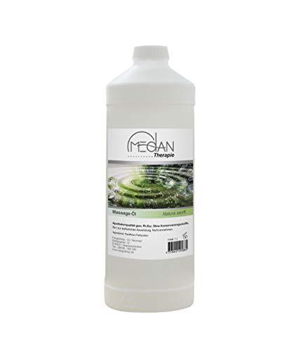 Massageöl Medan Natura Sanft 1 Liter