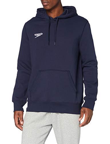 Speedo Pullover Hoody Sweatshirt, Navy, XL