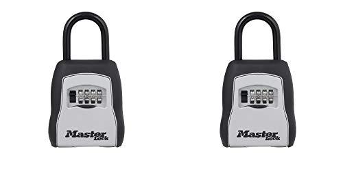Master Lock 5400D Select Access Lot de 2 boîtes de rangement pour clés avec serrure à combinaison