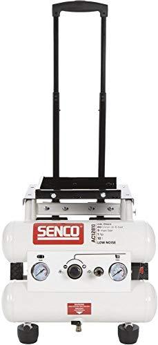 Senco AC12810 Compressor met stille opdruk
