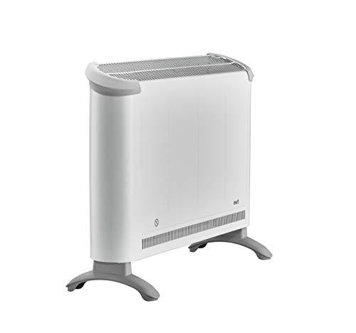 ewt Konvektionsheizung / Heizgerät Clima 280 TS, mobile Heizung mit Standfüßen, für gleichmäßige Wärme, geringes Gewicht & leiser Betrieb, kein Staubaufwirbeln 2000 W