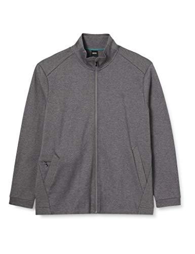 BOSS Herren Skaz Sweatshirt, Medium Grey31, 3XL EU