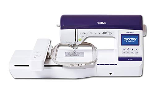 Brother Innovis 2600 Máquina de Coser Y Bordar, Blanco, L