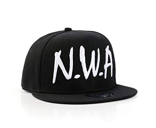 True Heads NWA Hiphop Snapback Baseball Cap