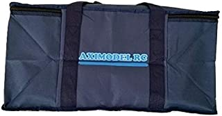 AximodelRC RC Car Bag, RC Carry Bag for RC 1/10 RC Cars, Trucks incl Traxxas Stampede, Rustler, Skully, Bandit, Craniac, Bigfoot, Telluride. Transport or Store Your (Dirty) RC Car in This Great Bag.