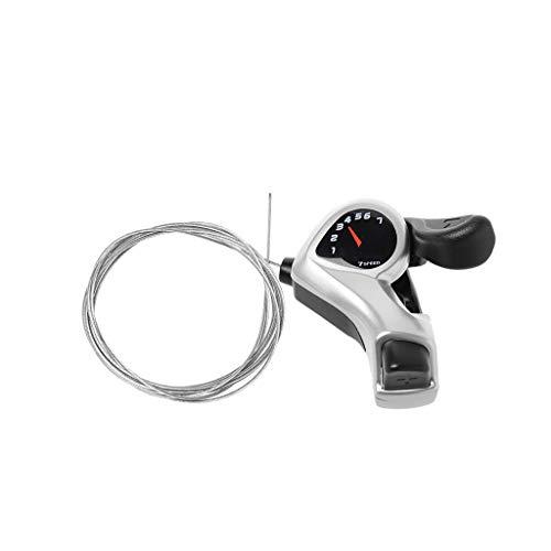 Siwetg - Desviador de bicicleta TX50 profesional para cambio de velocidad de...