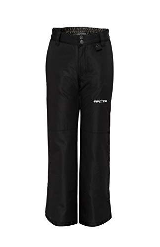 Arctix Youth Snow Pants, Black, Large