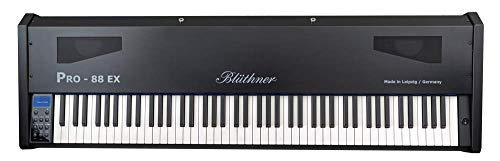 Blüthner Pro-88 EX: Portables e-Klavier - schwarz