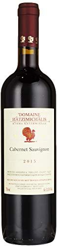 Domaine Hatzimichalis 2016 Cabernet Sauvignon Griechischer Trockener Rotwein 750ml
