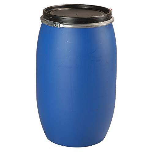 Sotralentz - FUT/Bidon 120 litres Bleu à Ouverture Totale