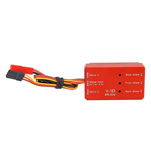 Jopwkuin Controlador del Sistema de retracción eléctrico de aleación Controlador del Sistema...