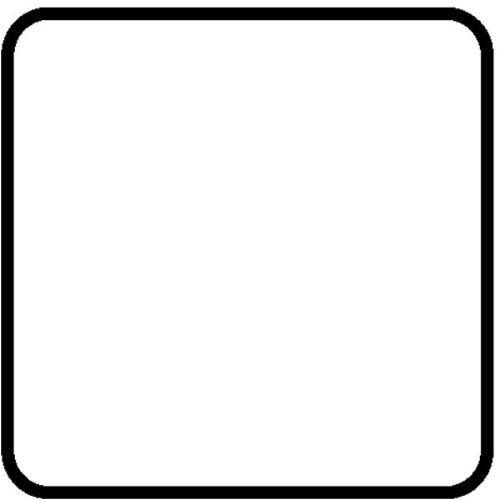 Onbekend 3959. Versterker plaat aluminium hard 1 mm dik grootte 50,00 cm x 50,00 cm