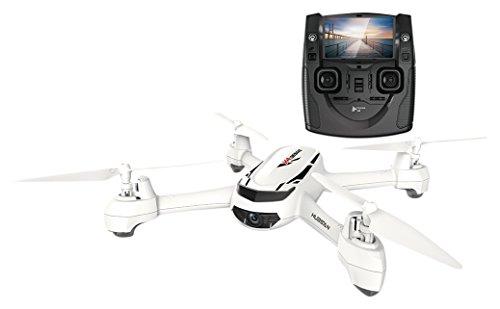 HUBSAN H502S X4 Drohne Quadrocopter mit GPS - Rückkehr zu Hause - Höhenstabilisator - Fernbedienung mit LCD-Monitor - FPV - HD-Kamera