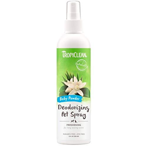 TropiClean Deodorizing Pet Spray