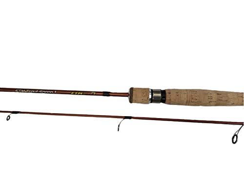 FTM Caña de pescar para truchas Trout Spoon 1, para pesca de...