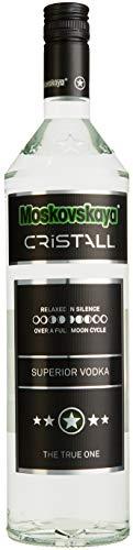 Moskovskaya Cristall Superior Vodka (1 X 1 L)