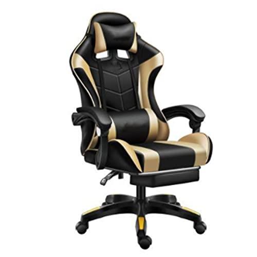 Gamingstuhl Home Office Swivel Chair Liftable Spielstuhl Ergonomisch Recliner 1