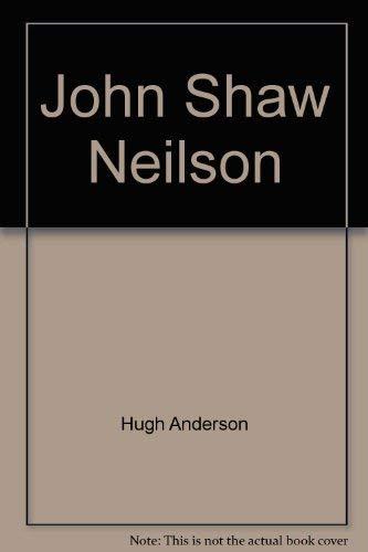 John Shaw Neilson by Hugh Anderson