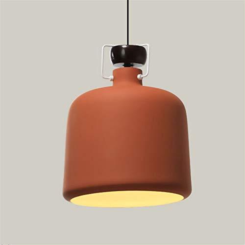 YAOXI moderne LED industriële hanger licht, stijlvolle kleur fles hanglamp in hoogte verstelbare keuken hanglamp plafond voor slaapkamer eetkamer woonkamer hanglamp
