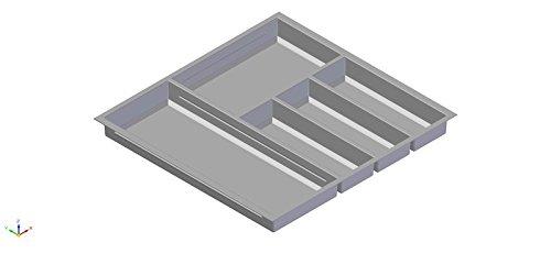 Besteckeinsatz Move 60 cm Kunststoff