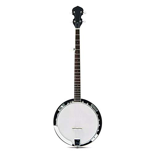 ZzheHou Elektrische Gitarre Redwood Westliche Tradition Ukulele 5-String Banjo Gitarre 22 Produkt Lei Molan Gras (Color : As Shown, Size : 976mm)