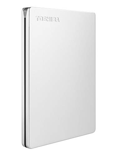 Toshiba 1 TB Canvio Slim Externe USB 3.0-Festplatte - HDTD310ES3DA