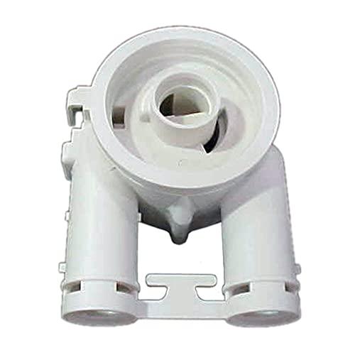 Kenmore 7082053 Water Softener Valve Body Genuine Original Equipment Manufacturer (OEM) Part White