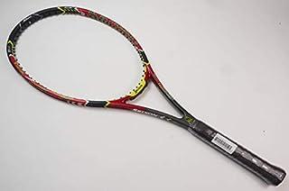 【中古 テニスラケット】 スリクソン レヴォ CX 2.0プラス 2017年モデル【トップバンパー割れ有り】 (SRIXON REVO CX 2.0+)(グリップサイズ:G2)c20080194c