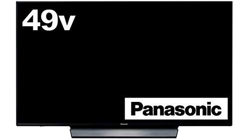 パナソニック 49V型 4Kチューナー内蔵 液晶テレビ ビエラ HDR対応 TH-49GX850