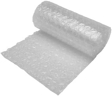 TotalPack Roll of Quality Bubble Wrap Clear Small and Large Strong Great for House Moving and Removals Large, 300mm x10m