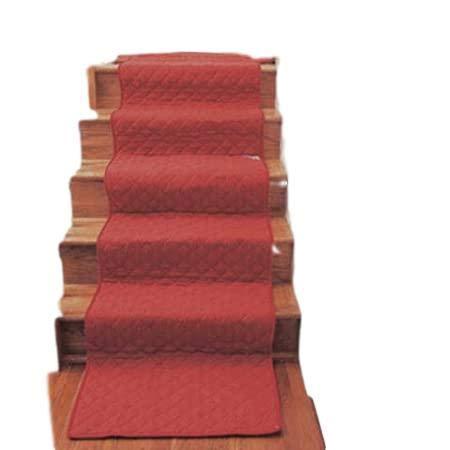 滑り止め 養生クッションマルチマット 1枚 90cm×300cm ハイグリップマット90L ノンスリップマット 国産 日本製 赤あて布団 フローリング 階段 廊下 養生 保護