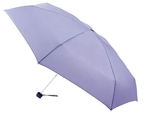 Elegante Paraguas Vogue Plegable Presentado en una Atractiva Funda Que se Cierra...