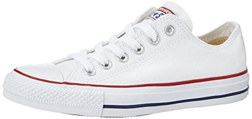 CONVERSE Chuck Taylor All Star Seasonal Ox, Unisex-Erwachsene Sneakers, Weiß, 49 EU