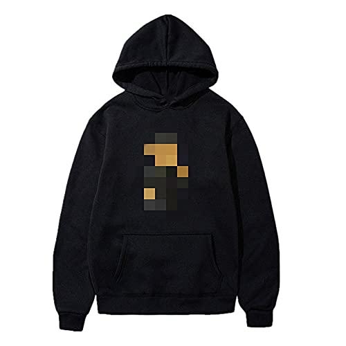 N\P Toy Bear Print Streetwear Streetwear Hip Hop Casual Hoodies Mens Outwear Ropa