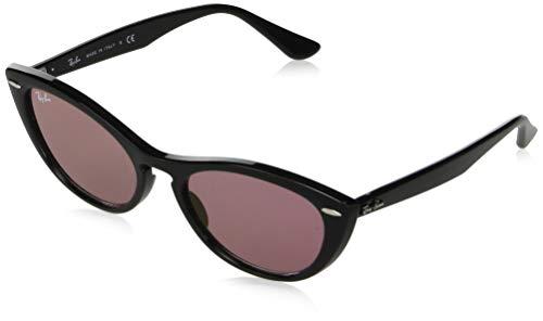 Ray-Ban 0RB4314N Gafas, BLACK, 54 para Mujer